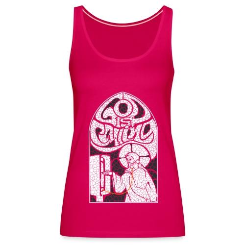 Sonozoo God Calling Women - Camiseta de tirantes premium mujer