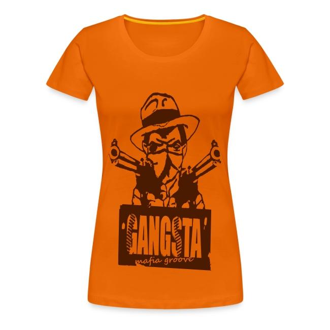 Shirt GangsterPremium Shirt Femme Femme T T GangsterPremium WH2D9EIY