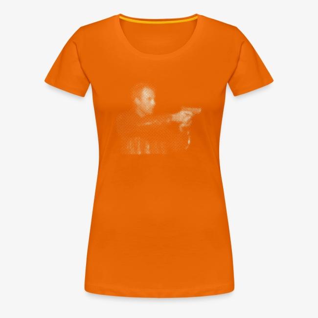 """Frauen T-Shirt klassisch """"Gerrit 01"""""""