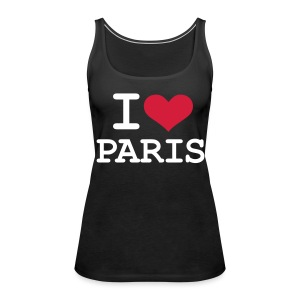 Top Frauen - Paris - Frauen Premium Tank Top