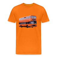T-Shirts ~ Men's Premium T-Shirt ~ Strathclyde Bus