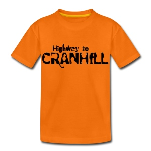 Highway to Cranhill - Teenage Premium T-Shirt
