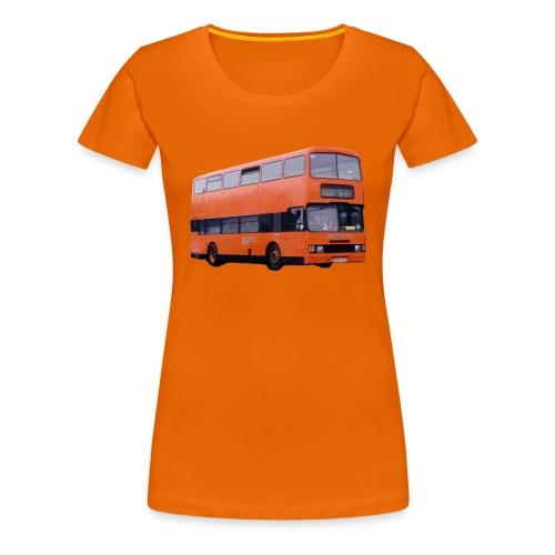 Strathclyde Bus - Women's Premium T-Shirt