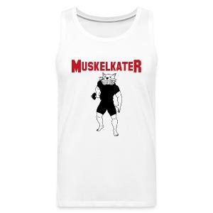 Muskelkater - für starke Männer - Männer Premium Tank Top