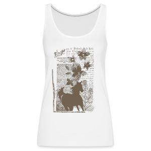 Frauen Premium Tank Top - Pferdelandia,Pferde, T-Shirt ! Pferde T-Shirt  von Pferdelandia hat schicke , leuchtete Farben ! Sehr hochwertig verarbeitet.
