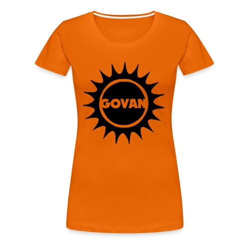 Sunny Govan - Women's Premium T-Shirt
