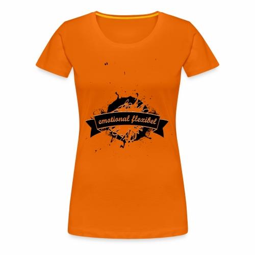 Emotional Flexibel - Frauen Premium T-Shirt