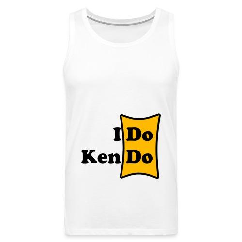 Tank Top I Do Kendo - Männer Premium Tank Top