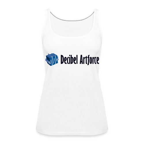 Woman's Tank Top Decibel Artforce - Frauen Premium Tank Top