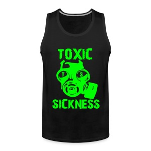 Mens TS vest top - Men's Premium Tank Top