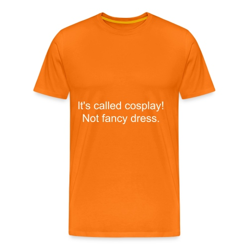 It's Called Cosplay (Men) - Men's Premium T-Shirt