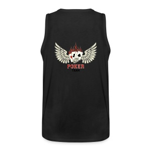 Pocker Team - Männer Premium Tank Top