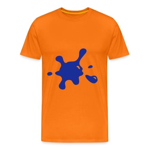 Tâche d'encre - T-shirt Premium Homme
