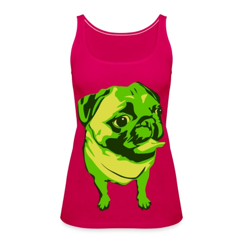 Crazy Mops - Frauen Premium Tank Top