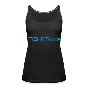 Tek'it Audio - Women's Premium Tank Top