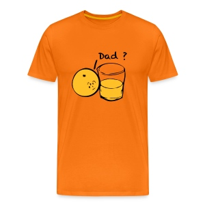 Orange Juice (Dad) Tee Shirt - T-shirt Premium Homme