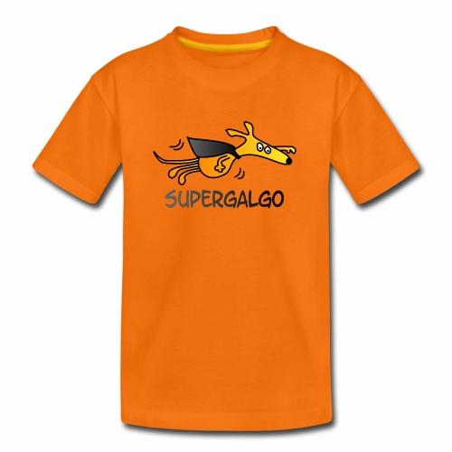 Supergalgo # - Teenager Premium T-Shirt