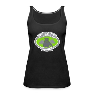 Frauen Tank Top, Logo - Frauen Premium Tank Top
