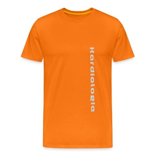 Kardiologie - Männer Premium T-Shirt
