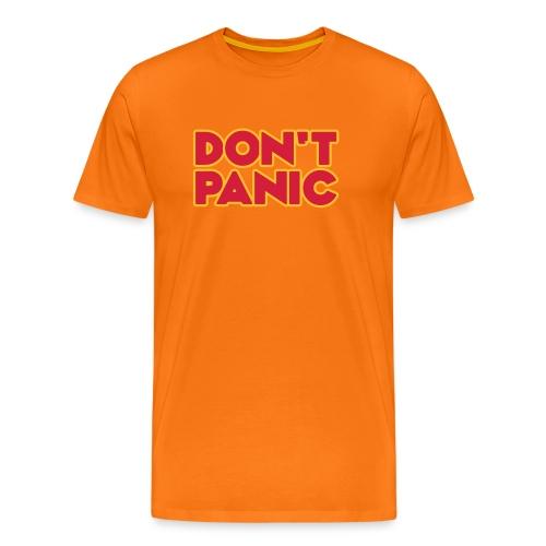 Keine Panik! - Männer Premium T-Shirt
