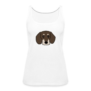 Dackel - Frauen Premium Tank Top