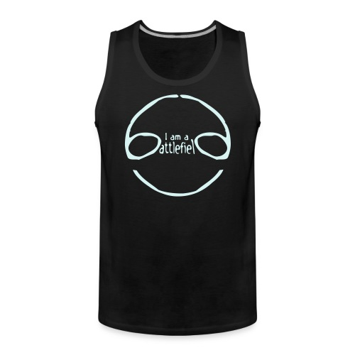 TANK TOP - REFLECTING - Men's Premium Tank Top