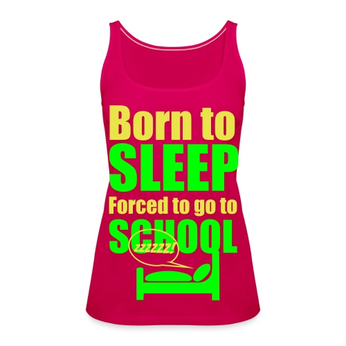 Tank Top - Sleeper Girl - Women's Premium Tank Top