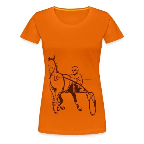 Le Must femme Top-Trot - T-shirt Premium Femme