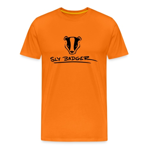 SlyBadger - Men's Premium T-Shirt