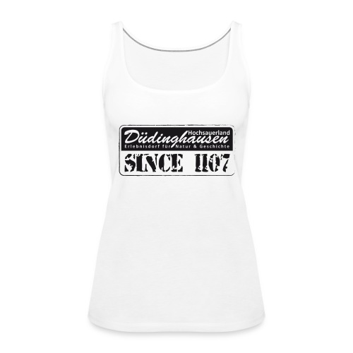 Düdinghausen since 1107 - Frauen Premium Tank Top