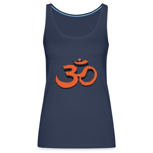 Yoga-Trägertop 8 - Frauen Premium Tank Top