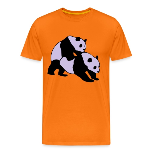 Pandanian love (Guys) - Men's Premium T-Shirt