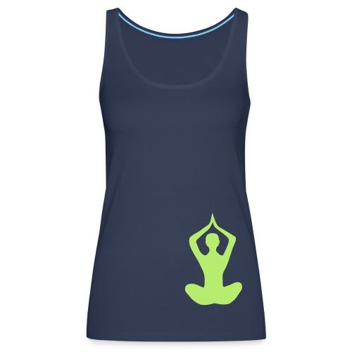 Yoga-Trägertop 2 - Frauen Premium Tank Top