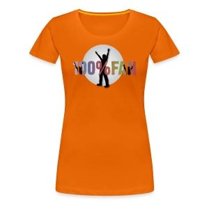 Dames T-shirt Girlie - Vrouwen Premium T-shirt
