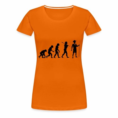 The Scout Evolution - T-shirt Premium Femme