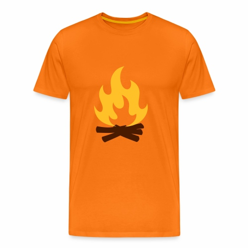 Feu de Camp - T-shirt Premium Homme