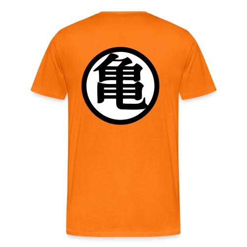 T-SHIRT GOKU - Maglietta Premium da uomo