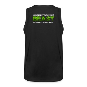 Men's Premium Tank Top - Bodybuilding Appearl,Chris Jones,Cuts For The Sluts,Natural Bodybuilding,POG,Rows For The Hoes,VGArtwork,Vincent Garza,cooking with chris.,get fit,physiques of greatness