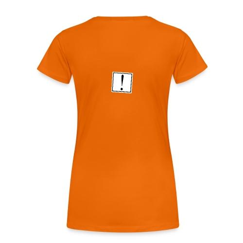 Geben Sie Gedankenfreiheit Digger Sire Deine Mudder (Schiller) - Frauen Premium T-Shirt