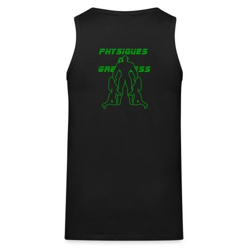 Muscles Worshipper TANK - Men's Premium Tank Top