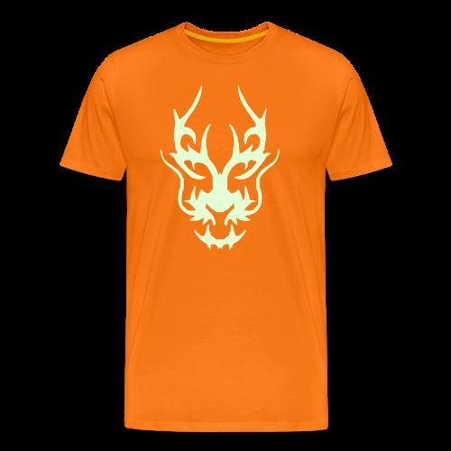Dragon Face - Männer Premium T-Shirt