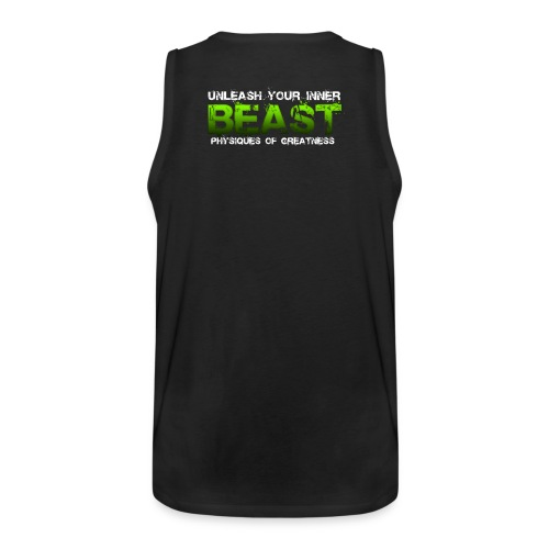 Beastmode Energy TANK - Men's Premium Tank Top