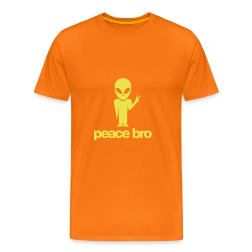 Peace Bro !! - Men's Premium T-Shirt