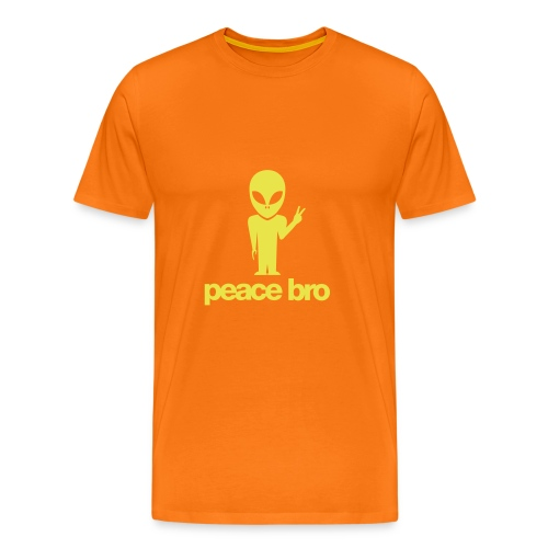Peace Bro !! - Men's Premium T-Shirt