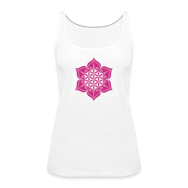 Flower of life, Lotus-Flower, vector, c, energy symbol, healing symbol Toppe