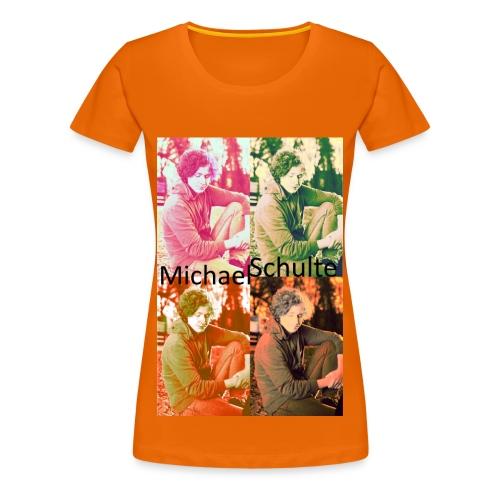 4Schulte - Frauen Premium T-Shirt