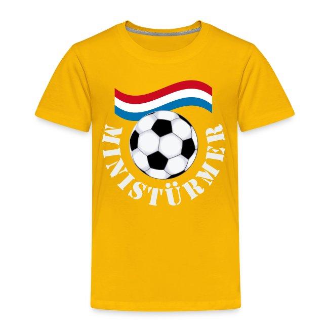 5493991277 geile T-Shirts online kaufen | Kindershirt Ministürmer Holland ...