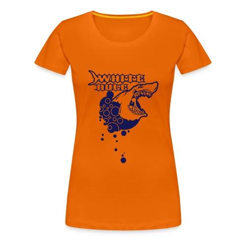White Rule - Frauen Premium T-Shirt