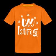 Shirts ~ Kids' Premium T-Shirt ~ Little King