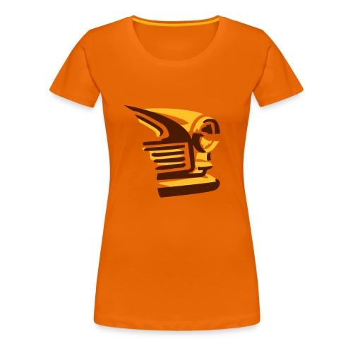 SmartEye - Frauen Premium T-Shirt